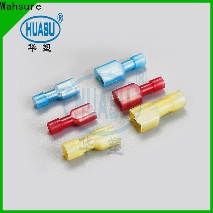 Wahsure quick terminals connectors manufacturers for sale