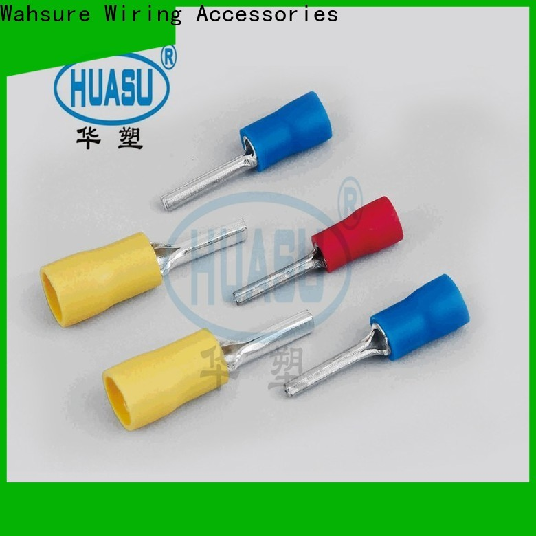 Wahsure quick electrical terminals suppliers for business