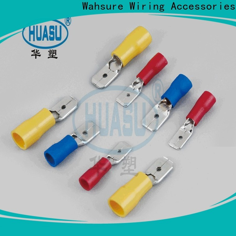 Wahsure terminals connectors company for business