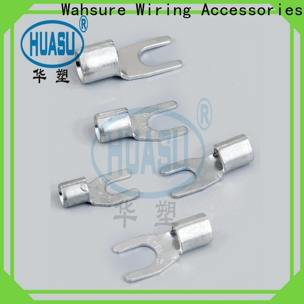 Wahsure terminals connectors supply for industry