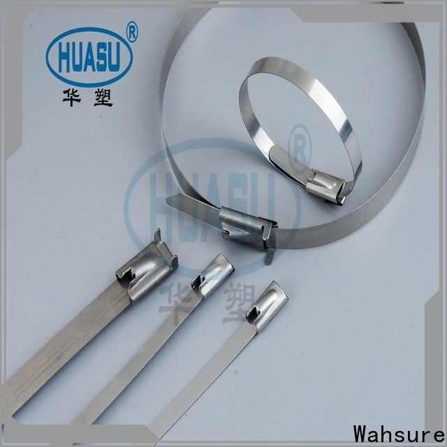Wahsure cable tie sizes supply for industry
