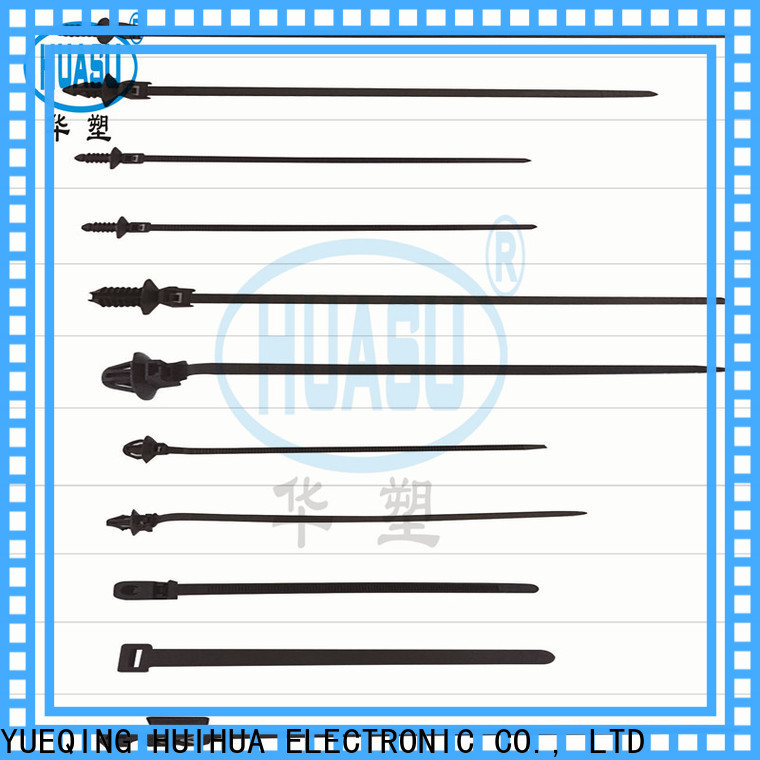 Wahsure wholesale clear cable ties company for wire