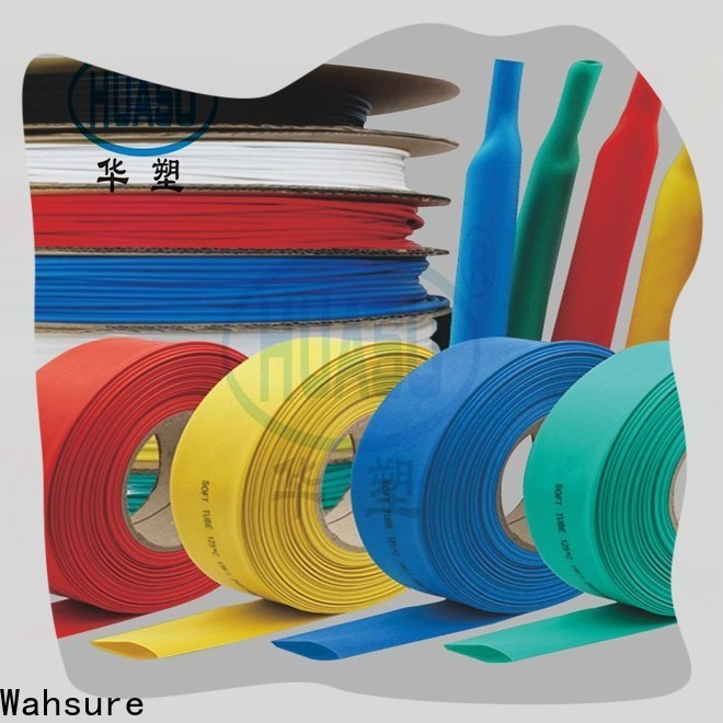 Wahsure best heat shrink tubing company for sale