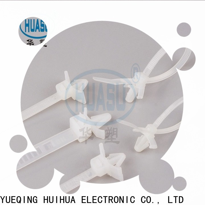 custom cable ties manufacturers for industry
