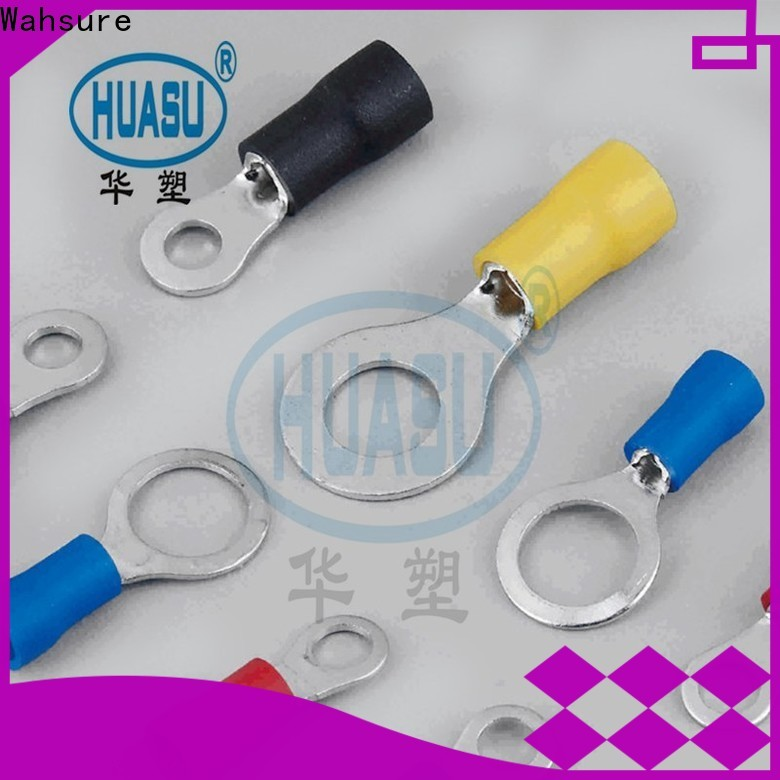 Wahsure hot sale terminals connectors suppliers for industry