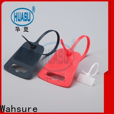 custom cable ties manufacturers for wire