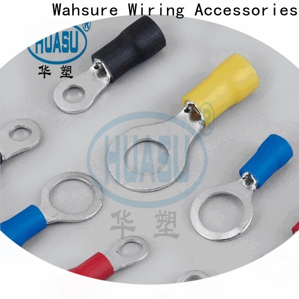 Wahsure latest electrical terminal connectors manufacturers for industry