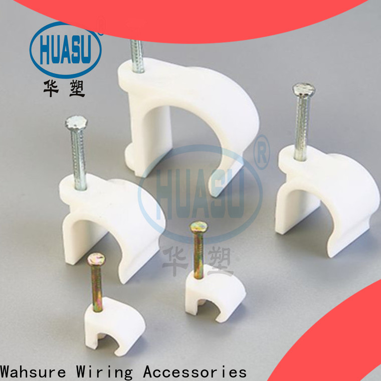 durable cheap cable clips factory for business