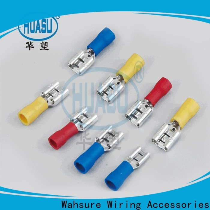 Wahsure top electrical terminals factory for industry