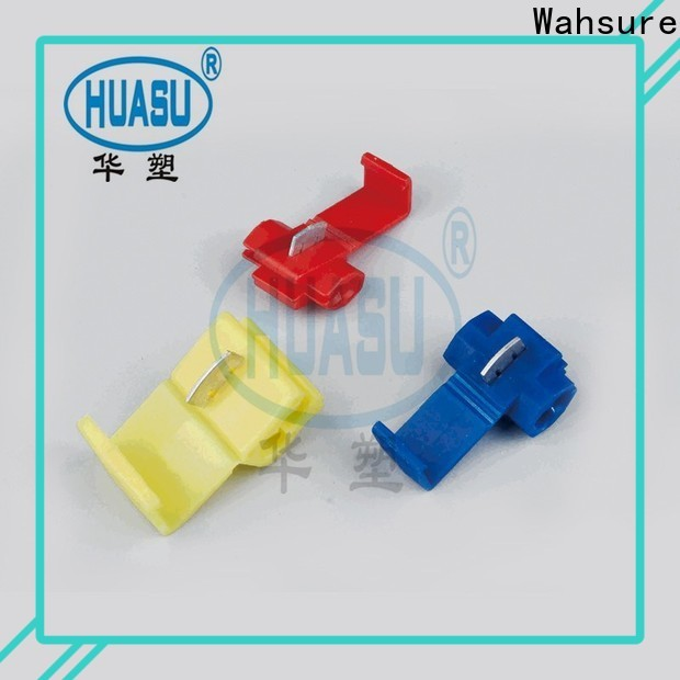Wahsure high-quality cheap terminal connectors factory for business