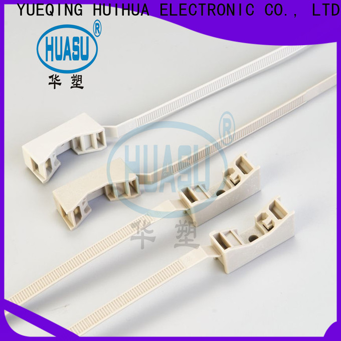 Wahsure custom clear cable ties supply for business