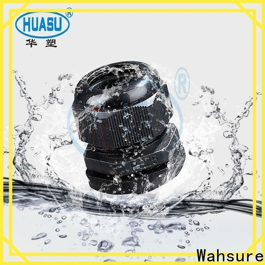 Wahsure electrical cable glands suppliers for business