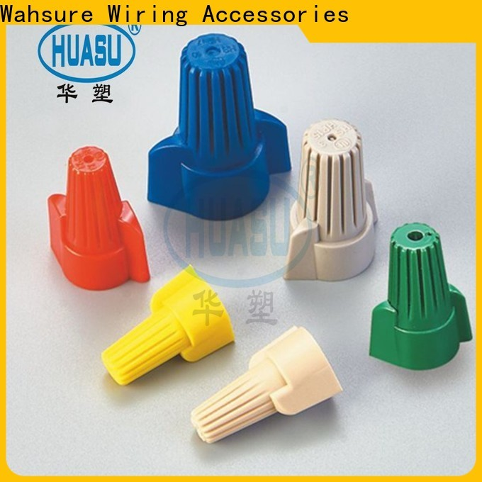Wahsure electrical wire connectors manufacturers for industry