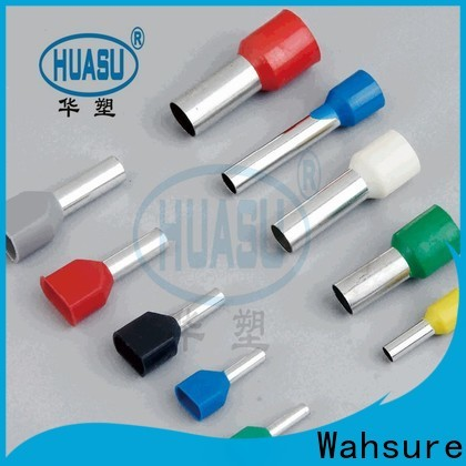 Wahsure durable terminals connectors supply for business