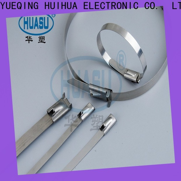 Wahsure new cheap cable ties factory for wire