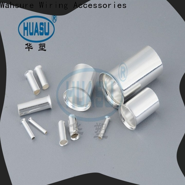 Wahsure terminal connectors factory for business