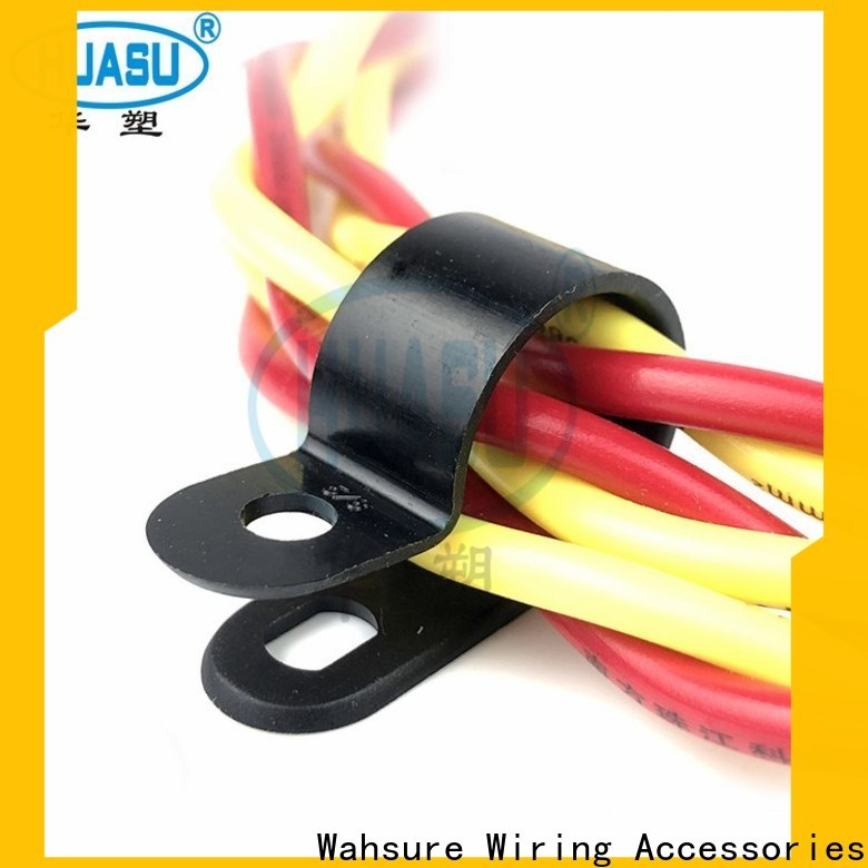 Wahsure cheap cable clips suppliers for industry