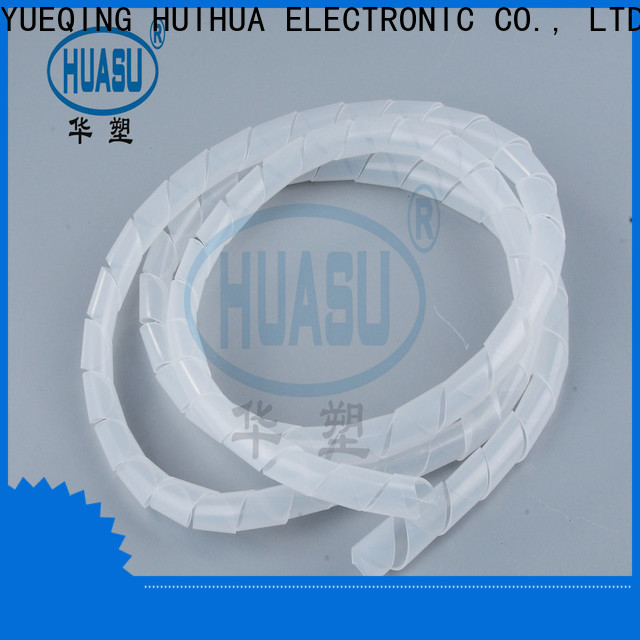 Wahsure high-quality spiral cable wrap suppliers manufacturers for industry