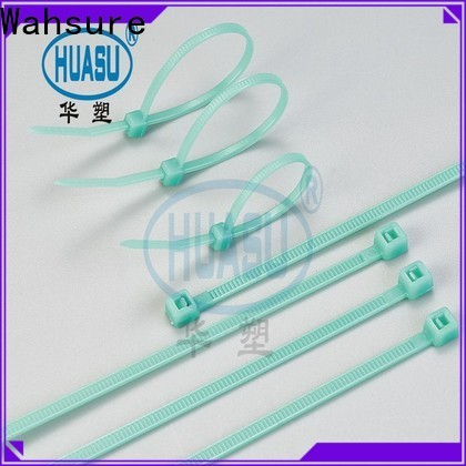 Wahsure self locking best cable ties factory for wire