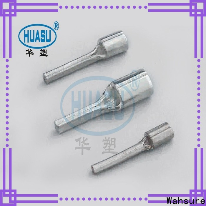 Wahsure terminals connectors suppliers for business