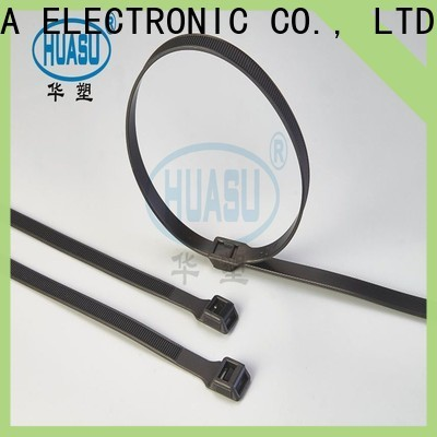 custom electrical cable ties company for wire