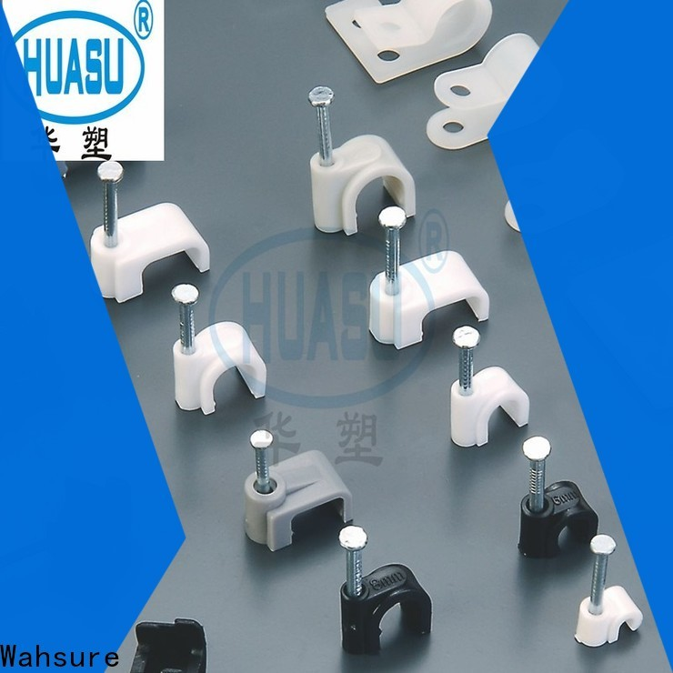 Wahsure top cable clamp suppliers for industry