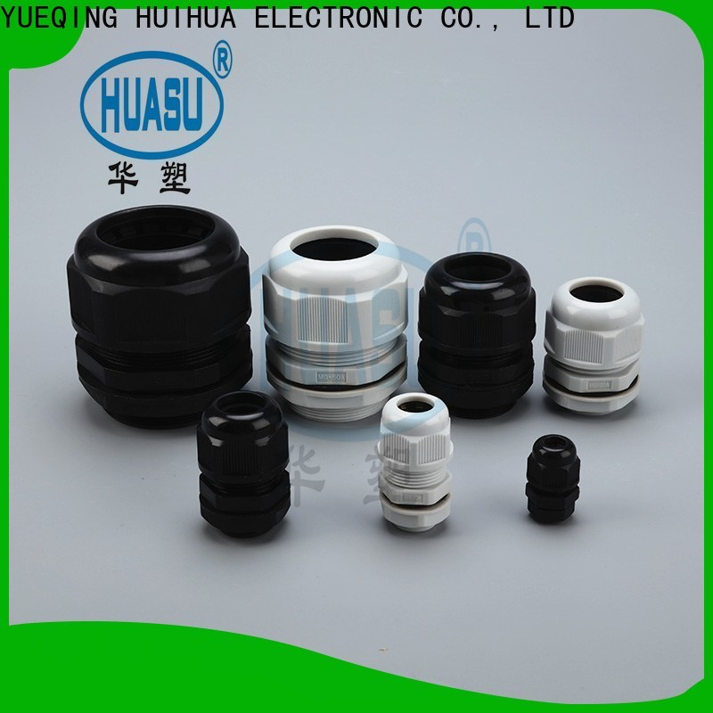 Wahsure electrical cable glands factory for industry