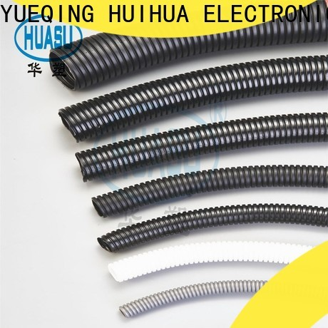 Wahsure flexible spiral cable wrap suppliers supply for business