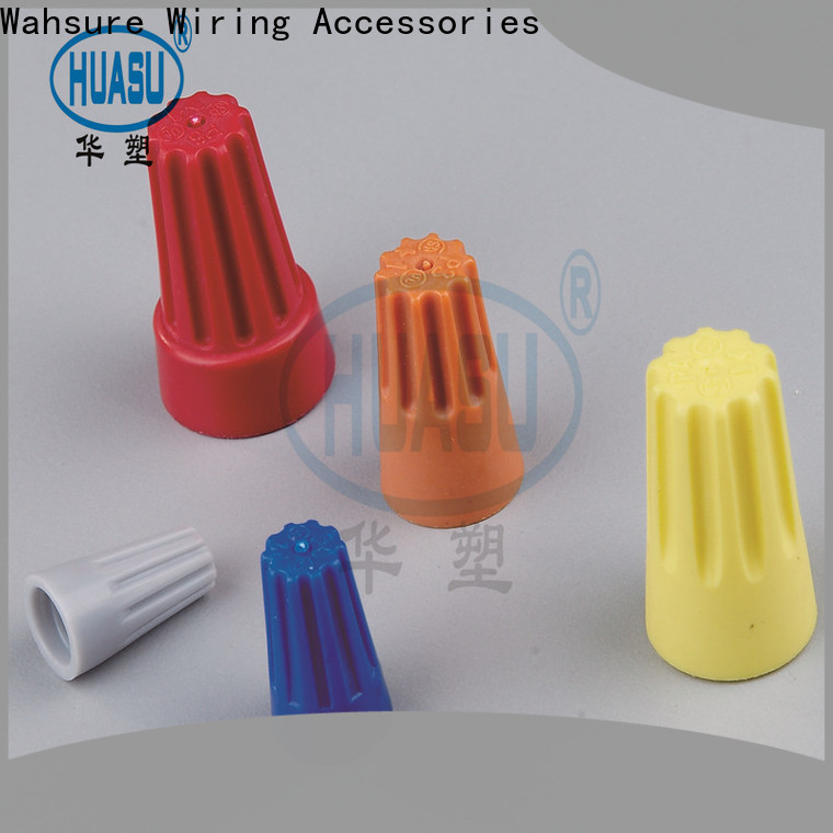 Wahsure latest best wire connectors factory for sale