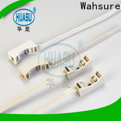 Wahsure cable ties wholesale suppliers for industry