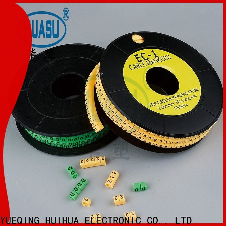 Wahsure cable markers factory for business