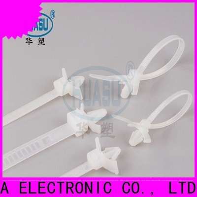 Wahsure high-quality cable tie sizes factory for wire