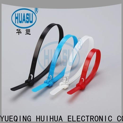 Wahsure auto best cable ties supply for industry