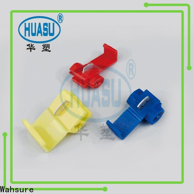 Wahsure terminal connectors manufacturers for business