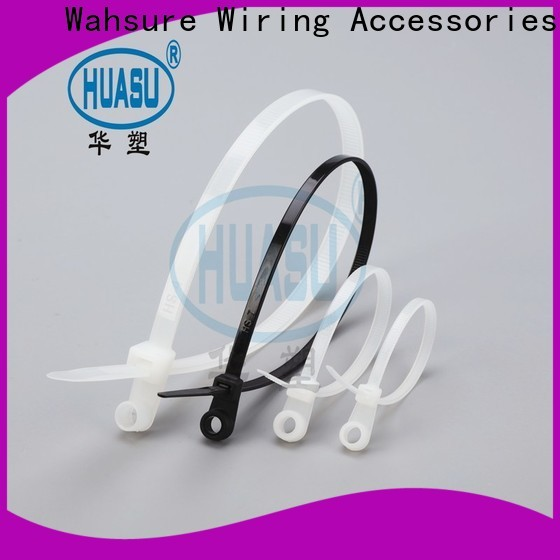 Wahsure latest best cable ties manufacturers for industry