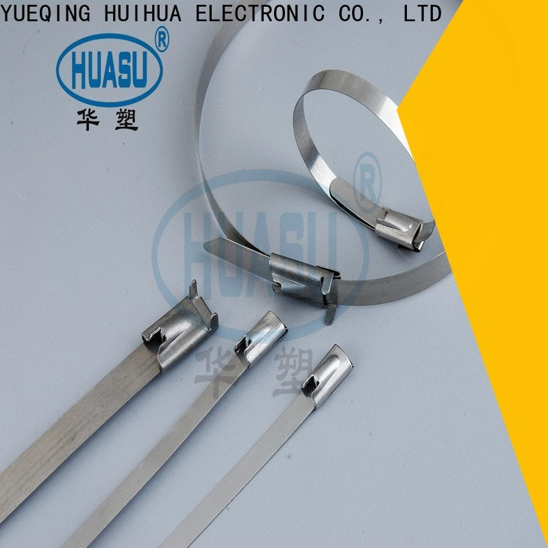 Wahsure custom industrial cable ties suppliers for business