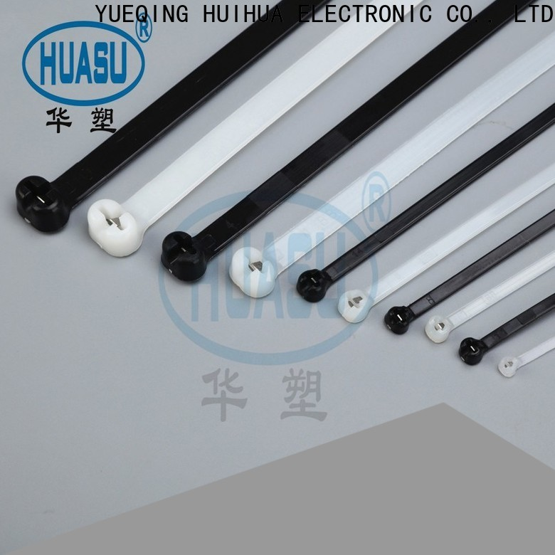 Wahsure new electrical cable ties supply for wire