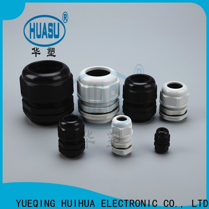 Wahsure electrical cable glands supply for business