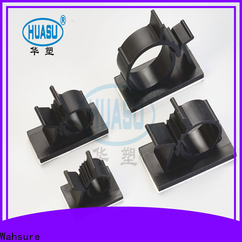 Wahsure best best cable clips factory for business