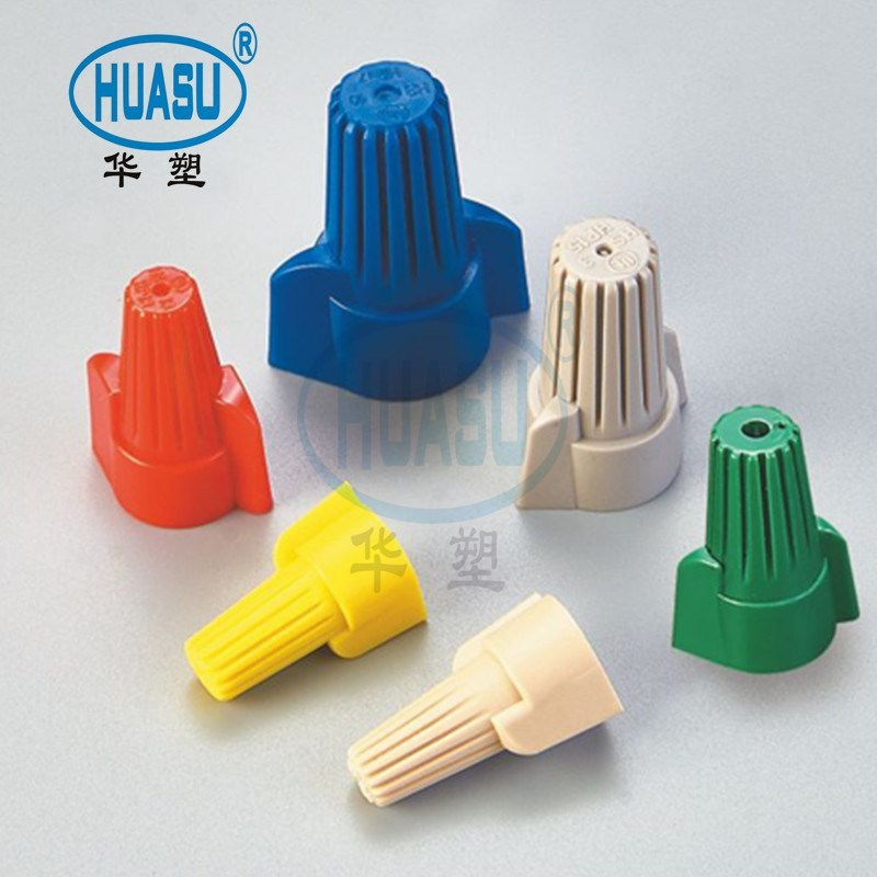 Double Wing Screw On Wire Connectors Nylon 66 Wholesale