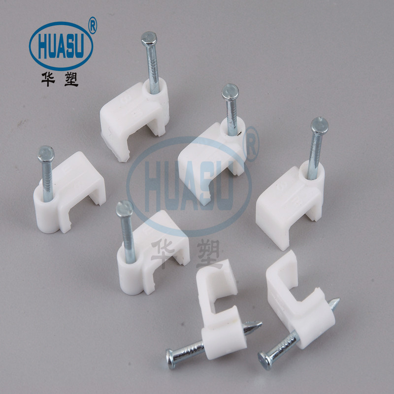 Self-locking Releasable Flat Cable Clips Wholesale
