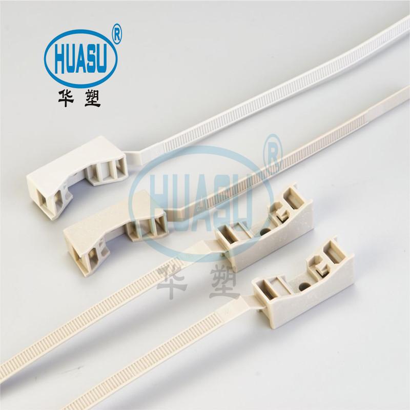 Electrical Saddle Mounting Cable Ties Wholesale