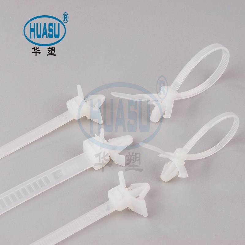 Wahsure self locking clear cable ties company for business-1