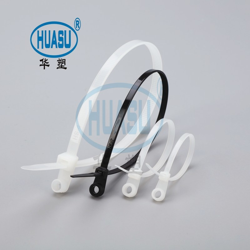 Cheap Mountable Head Cable Tie Supply