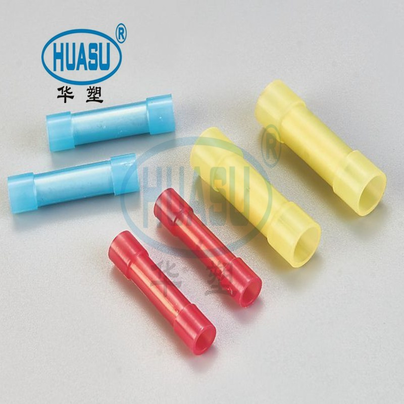 Nylon Fully Insulated Butt Splice Terminal Connectors Wholesale