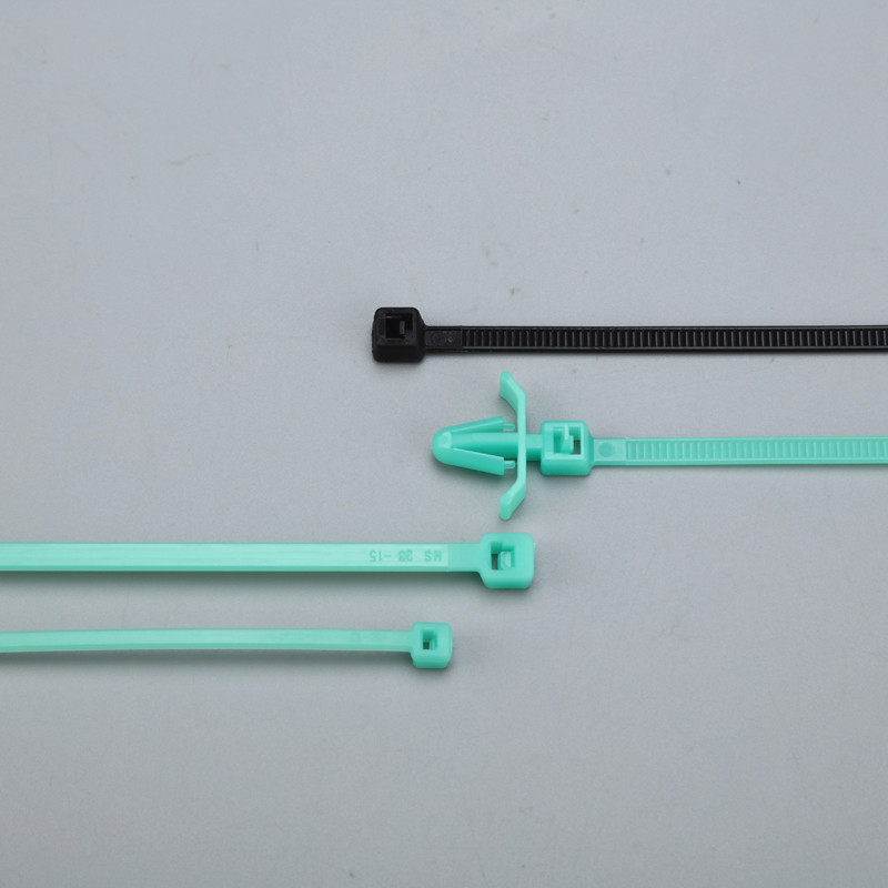 Industrial Outside Serrated Cable Ties Wholesale