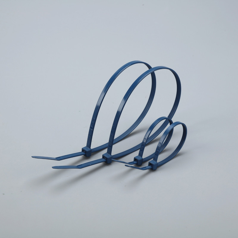 Industrial Metal Detectable Cable Ties For Food And Pharmaceutical Processing